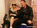 Lady GaGa & Sting - lady-gaga photo