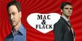 Mac and Flack - csi-ny fan art