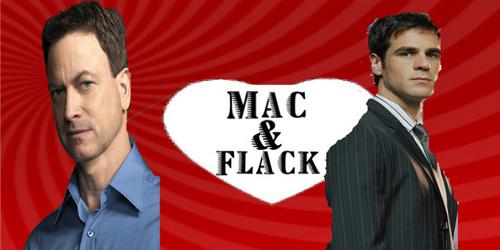 Mac and Flack