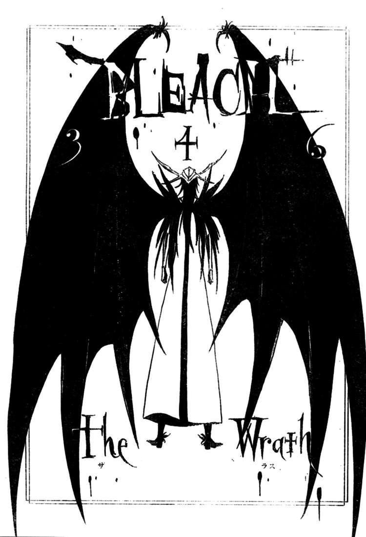 Manga Pages Of Ulquiorra