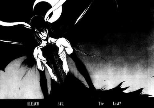 Manga Pages Of Ulquiorra