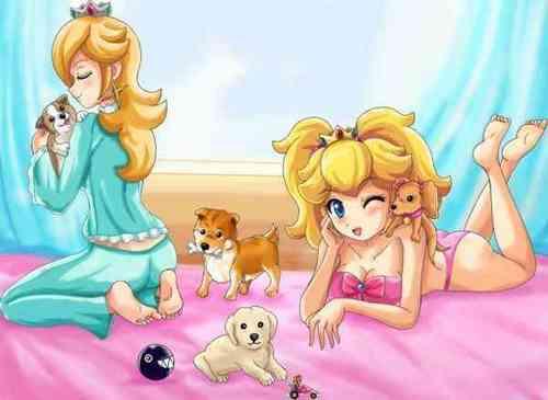 Mario Girls