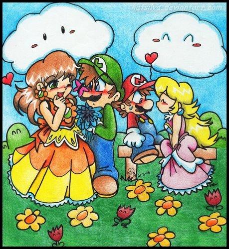 Mario Picnic 日
