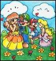 Mario Picnic ngày