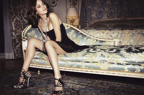 Marion Cotillard | Madame Figaro Photoshoot