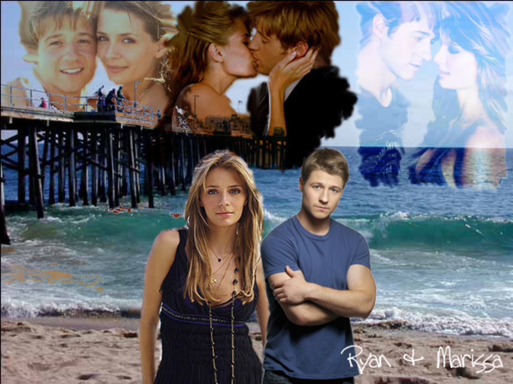 Marissa And Ryan The Oc Wallpaper 10152554 Fanpop
