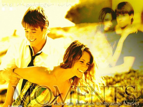 The OC wallpaper called Marissa and Ryan