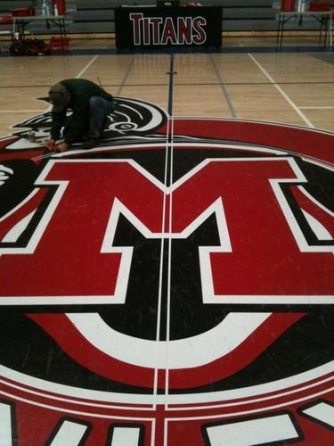 McKinley Titans बास्केटबाल, बास्केटबॉल, बास्केट बॉल