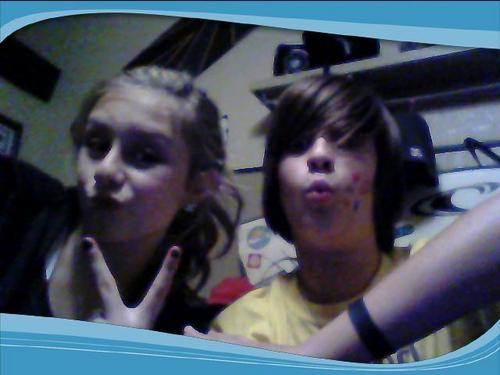 Me & My best friend! :) haha