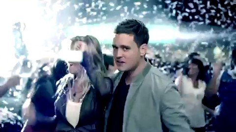 Michael Bublé- 'Haven't Met You Yet' music video - michael-buble Screencap