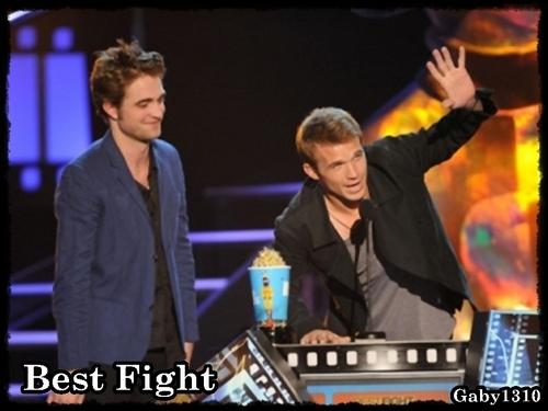 Mtv Movie Awards - Twilight