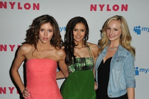 Nylon Magazine and Myspace Young Hollywood Party