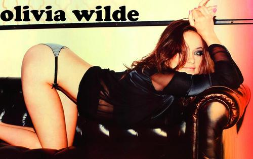 olivia wilde wallpaper titled Olivia