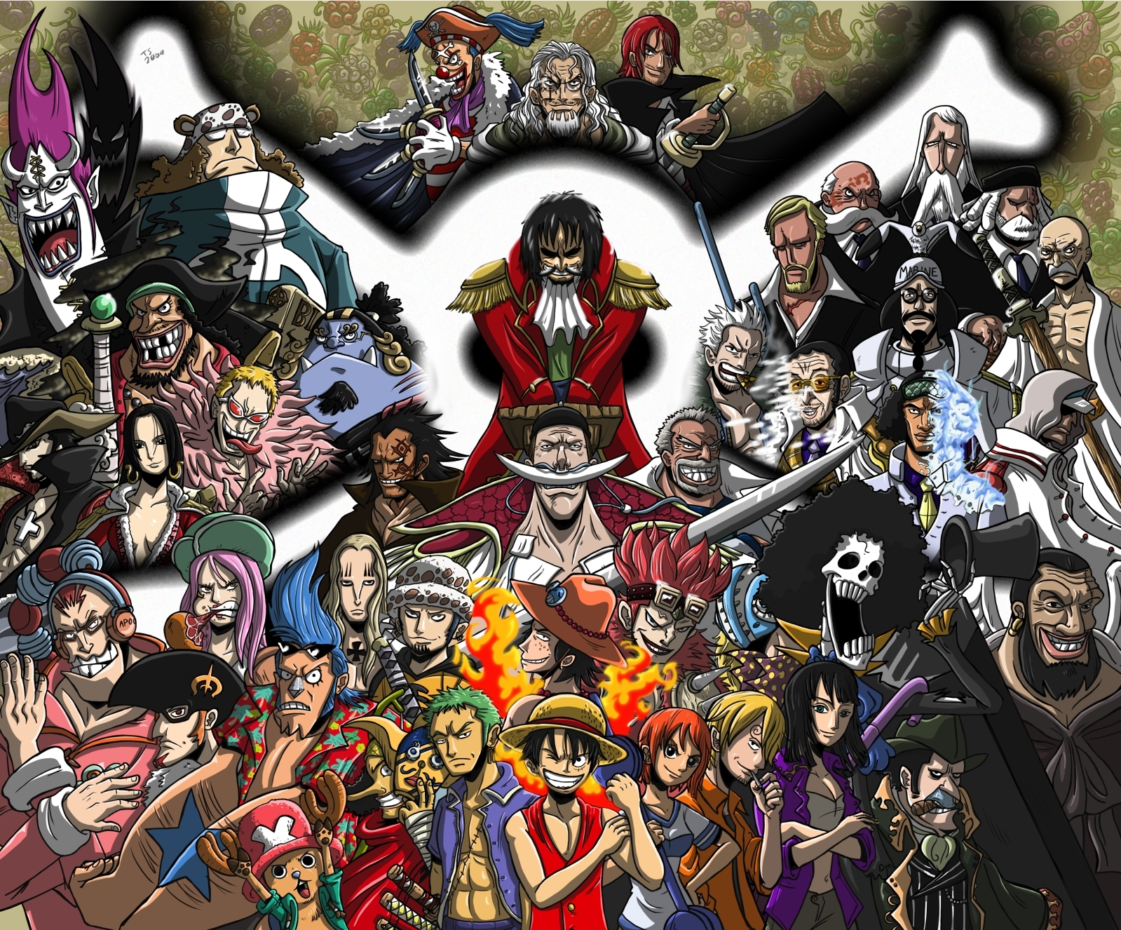 One Piece All Characters