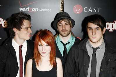 paramore :D