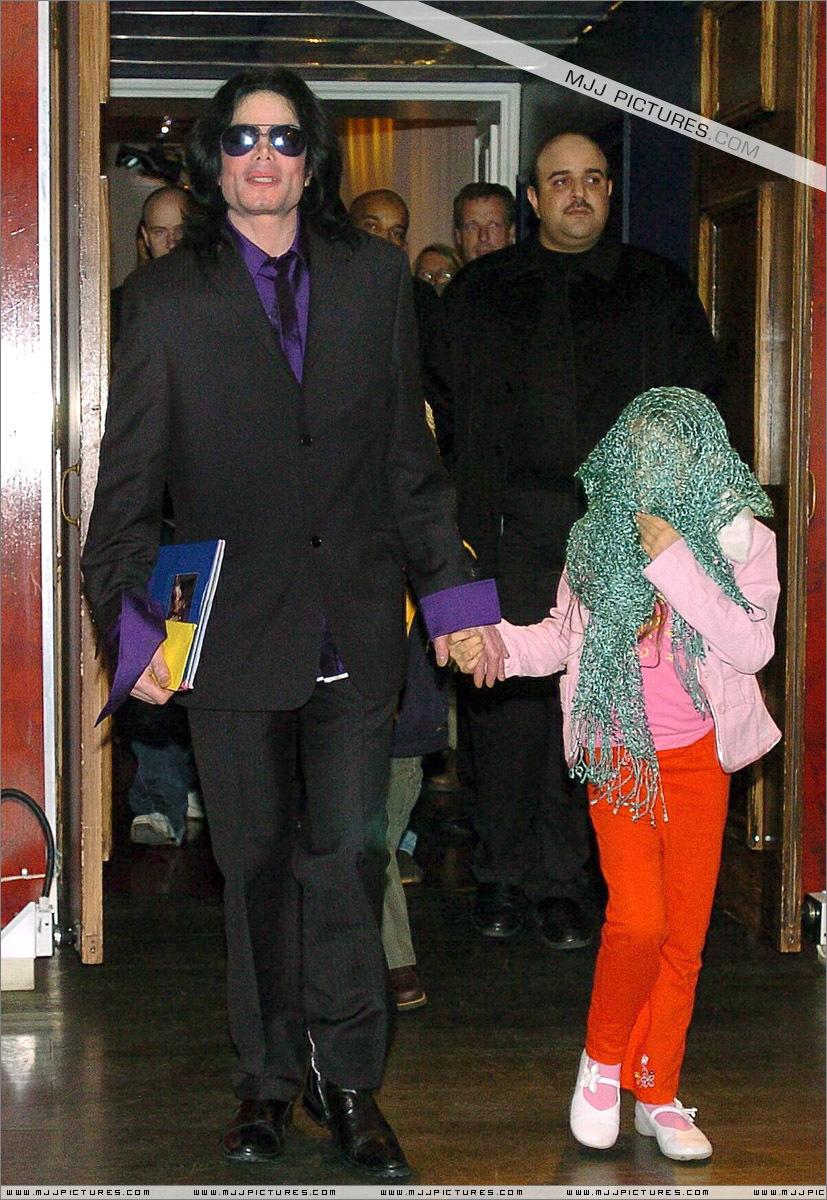 Post Trial Era (2005) / October 2005 London Visit