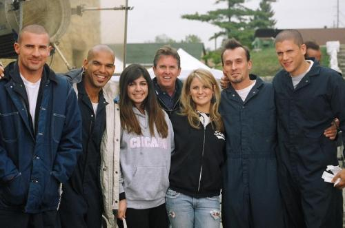 Prison Break Cast Обои entitled Prison Break Cast