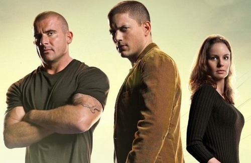 Prison Break Cast দেওয়ালপত্র called Prison Break Cast