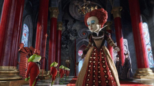 Alice in Wonderland  2010  Queen of HeartsQueen Of Hearts Alice In Wonderland Tim Burton
