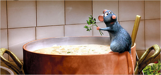 Ratatouille Remy Cooking Remy from Ratatouille ...