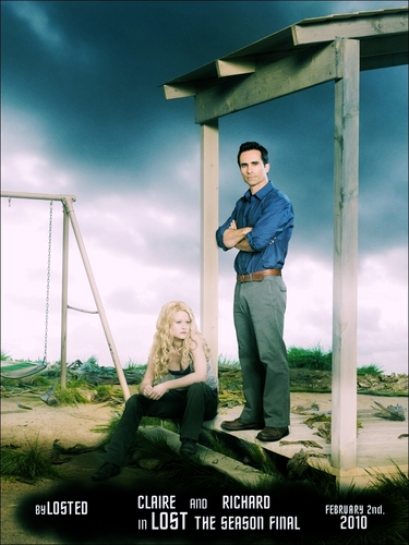 Richard and Claire