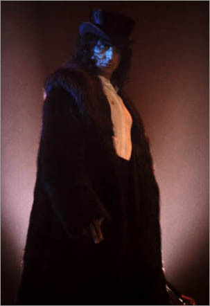 Robert Cuccioli as Mr. Hyde