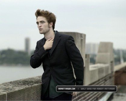 Robert Pattinson Remember Me Photoshoot