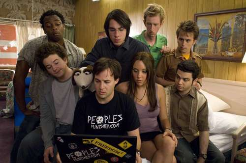Samm in Sydney White