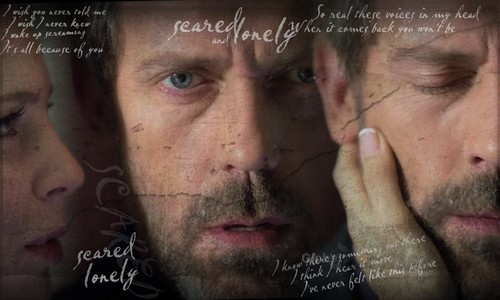 Dr. Gregory House wallpaper called Scared and lonely Greg <3