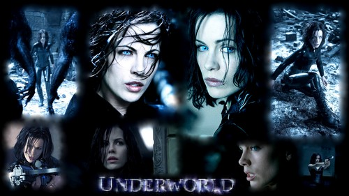 Underworld fond d'écran called Selene