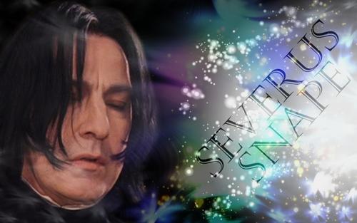 Severus Snape background