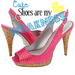 Shoe Icon - womens-shoes icon