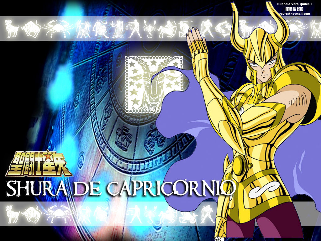 Shurade the Capricornio