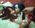 sonadow - Sonadow pluch by Sara Nunes^^ wallpaper