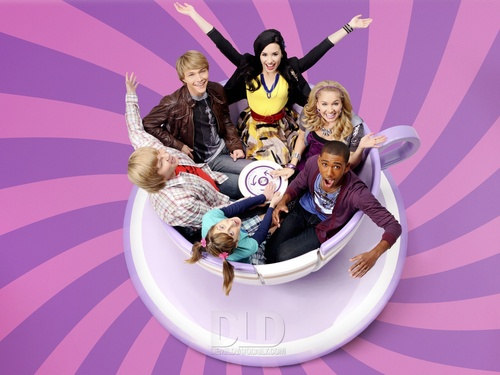 Sonny With a Chance season 2 promoshoot - Sterling Knight