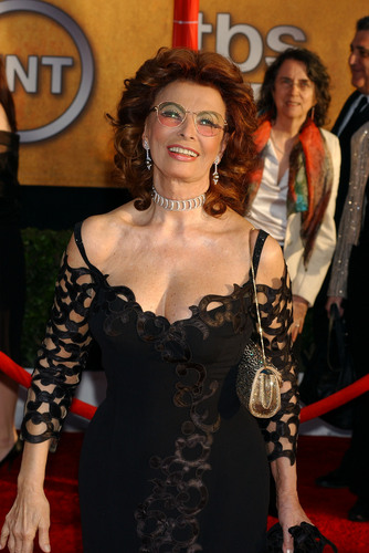 Sophia Loren - 16th Annual Screen Actors Guild Awards in Los Angeles (HQ)