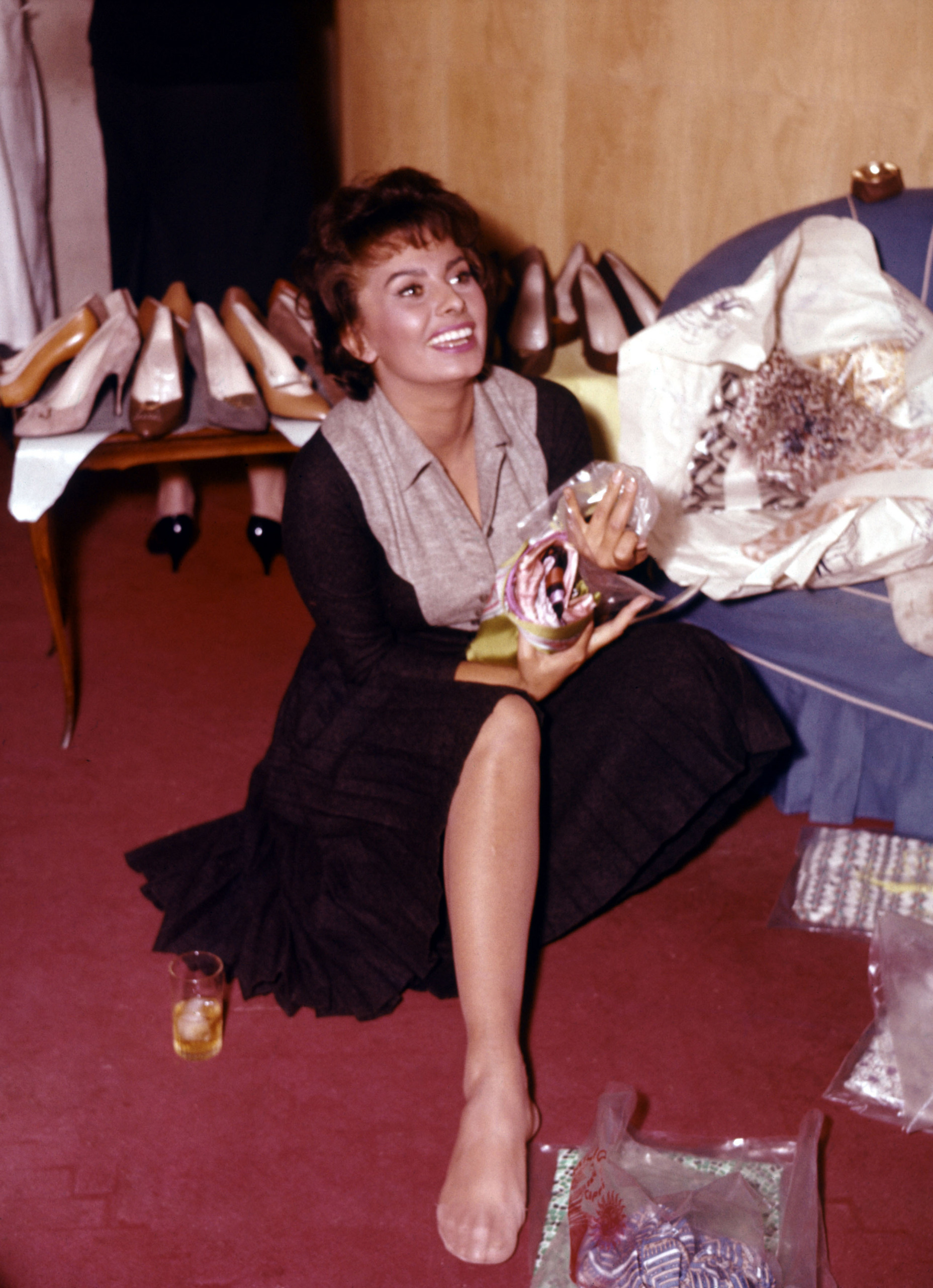 Sophia Loren HQ