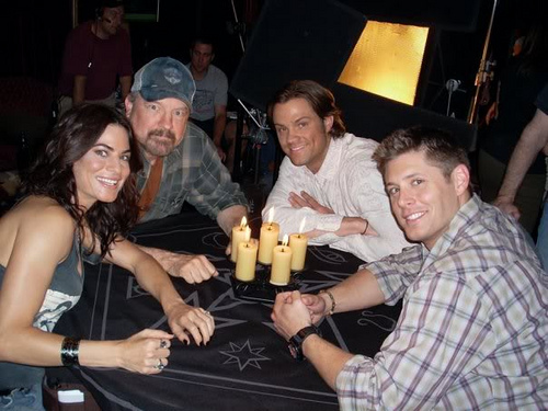 Supernatural - S4 (BTS
