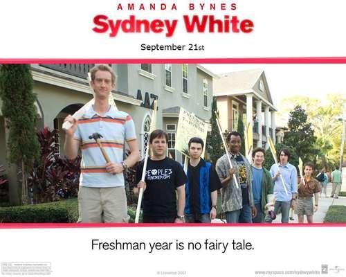 Sydney White پیپر وال