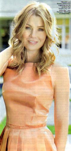 TV Guide - Meredith Grey