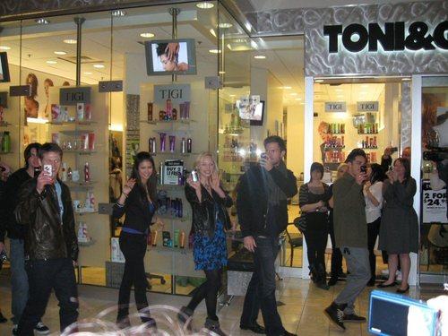 TVD cast tour(more pics)
