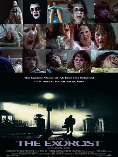 The Exorcist peminat art