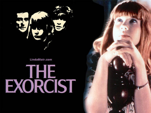 The Exorcist 壁纸 entitled The Exorcist