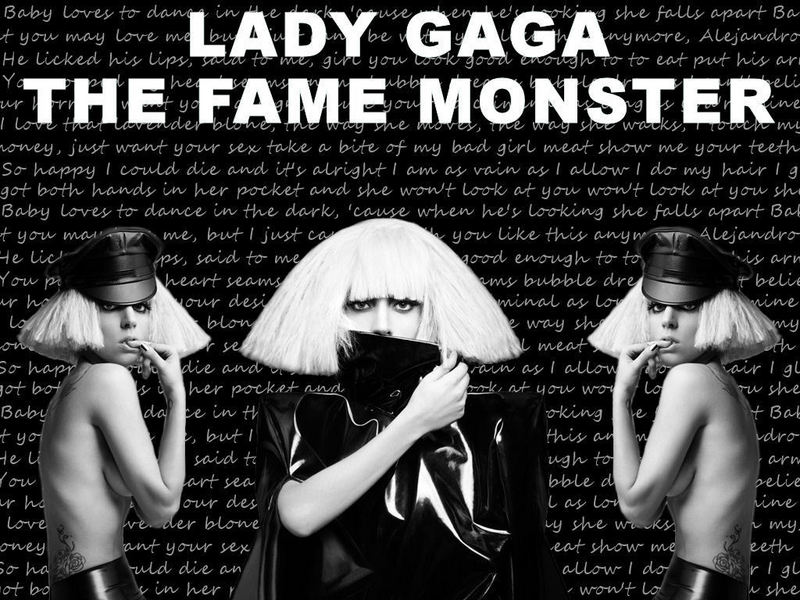 The Fame Monster - Lady GaGa Wallpaper (10121521) - Fanpop