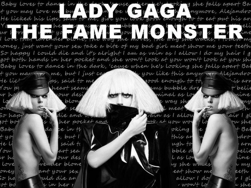 The Fame Monster - Lady GaGa Wallpaper (10121521) - Fanpop