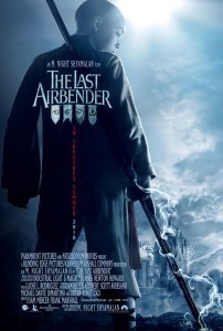 The Last Airbender Movie Poster - Aang