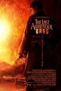 The Last Airbender Movie Poster - Zuko