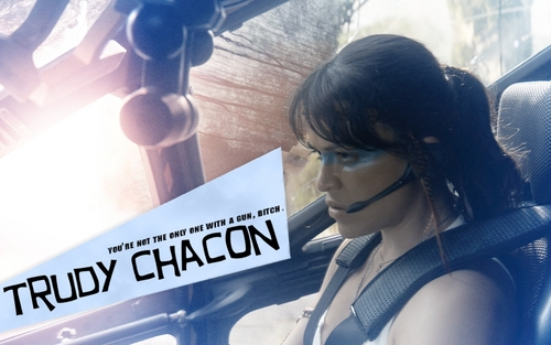 Trudy Chacon wallpaper