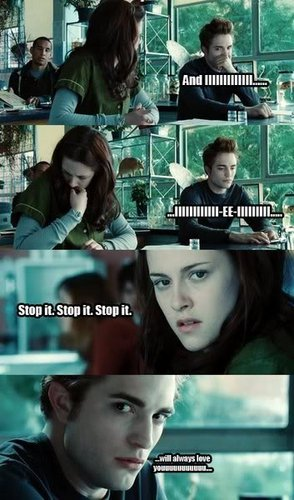 Twilight/New Moon : Funny !!