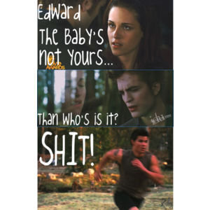 Twilight/New Moon: Funny !!